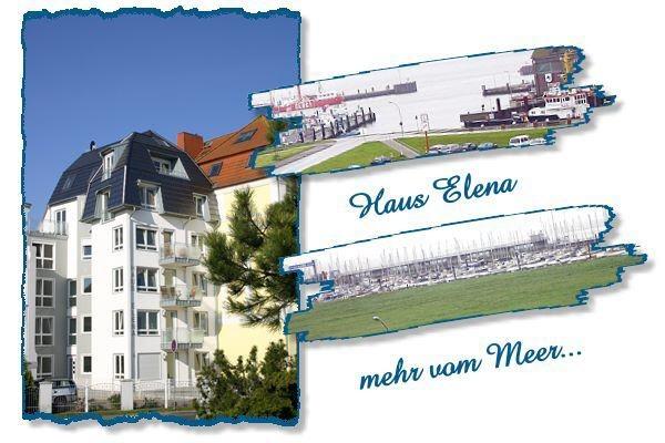 Haus Elena Barrierefreie Wohnungen in Cuxhaven an der