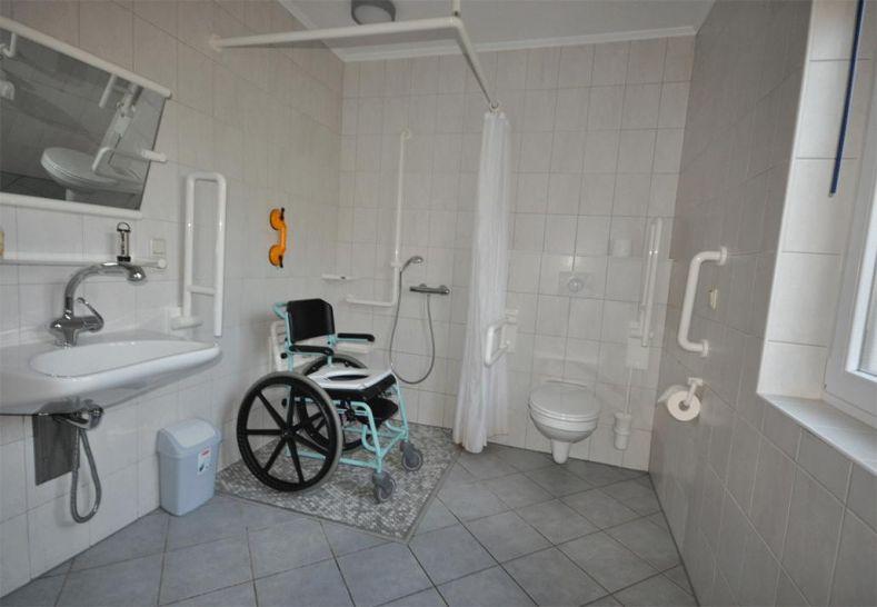 Die Ferienwohnung Für Rollstuhlfahrer