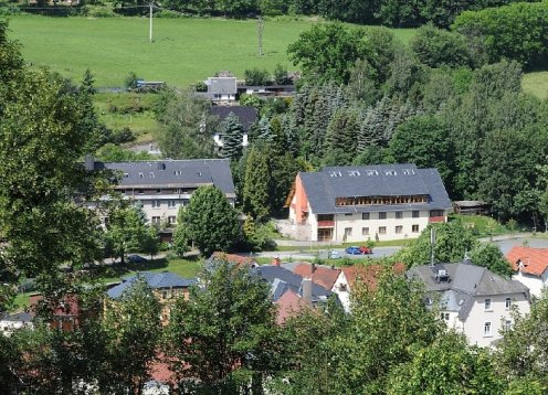 King's - Martin-Luther-King-Haus Schmiedeberg Erzgebirge