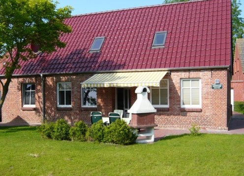 Herzlich willkommen bei Nannis Huuske in Ostfriesland