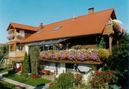 Ferienwohungen Krug im Altmühltal südlich von Nürnberg