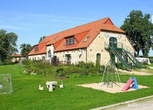 Heu-Ferienhof Altkamp auf der Insel Rügen