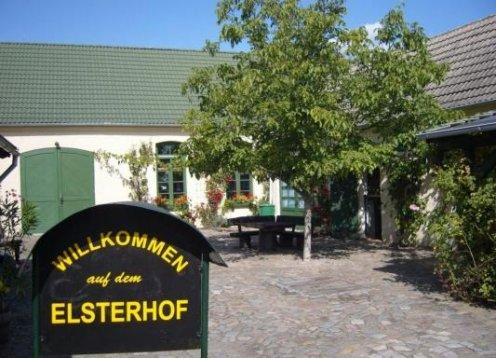 Elsterhof - Sieben barrierefreie Ferienwohnungen in Brandenburg