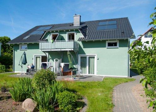 Ferienhaus 'Lüttgrün'