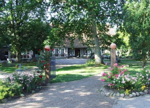 Hotel-Pension-Eichenhof in Himbergen in der Lüneburger Heide