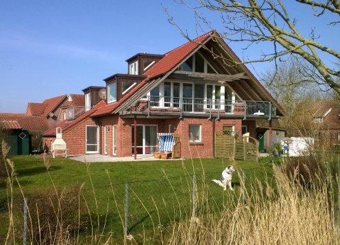 Komfortable Ferienwohnung mit Garten barrierefrei nach DIN 18025