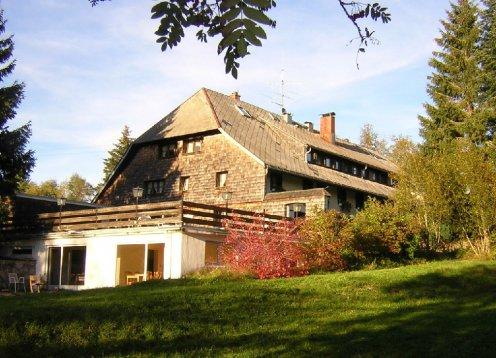 Haus Herrenhof in Schluchsee für Gruppenreisen