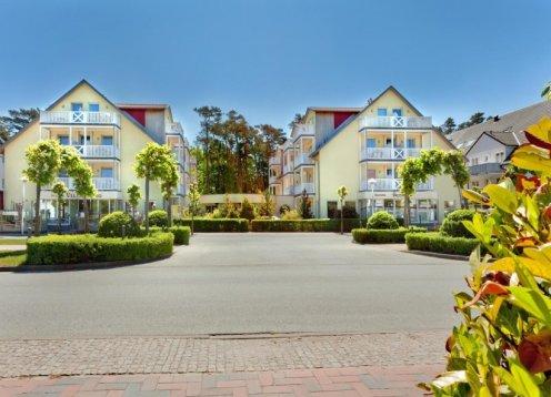 Villa Sano Familien- u. Gesundheitshotel im Ostseebad Baabe auf Rügen