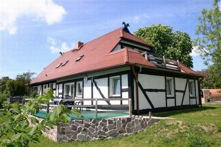 Behindertengerechte Ferienwohnung im Ferienhaus Am Gutshof auf Rügen