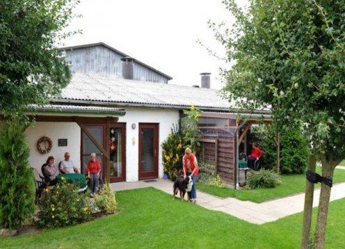 Ferienhof Boie an der Dithmarscher Nordseeküste Schles.-Holstein