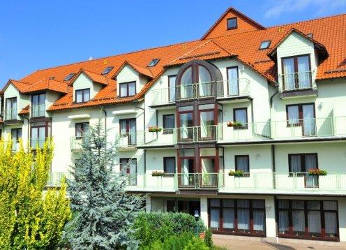 Hotel Zur guten Quelle im Kurort Brotterode im Thüringer Wald