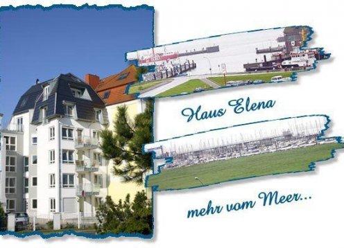Haus Elena Barrierefreie Wohnungen in Cuxhaven an der Nordseeküste