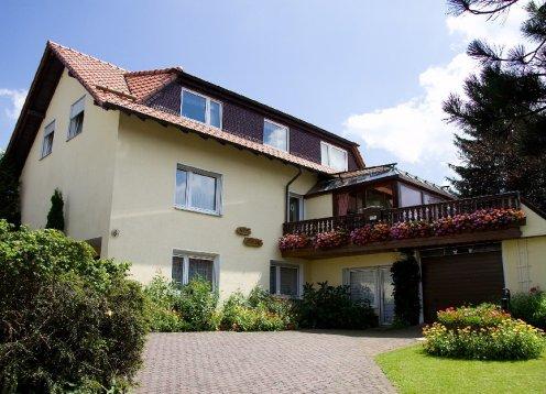 Haus Hartung Ferienwohnungen und Fremdenzimmer in der hessischen Rhön