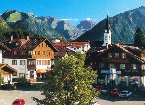 Haus Altstetter Komfort Ferienwohnungen in Oberstdorf im Oberallgäu