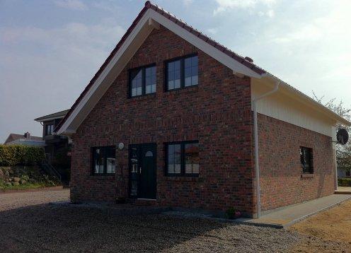 Das neue Landhaus 1 auf dem Blocksberger Hof Neumann in Grömitz Ostsee