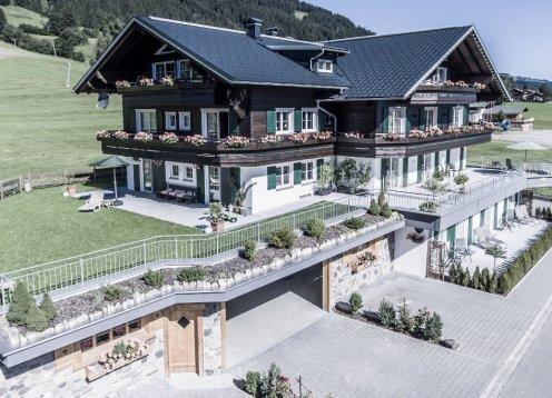 Alpenhaus Steiner in Bolsterlang Allgäu