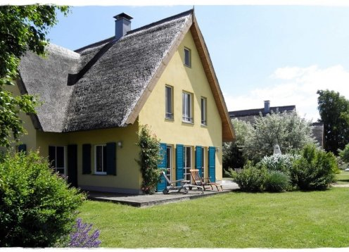 Reetdachhäuser Krienke für 8 Personen Insel Usedom