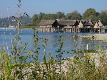 Ruhige behindertengerechte Ferienwohnung mit Blick auf Bodensee