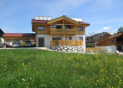 Villa Mandl bei Zell am See Pool Sauna Garten Rollstuhl Hunde erlaubt