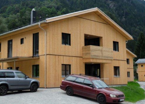 Ferienwohnung St. Gallenkirch barrierefrei im Montafon Österreich