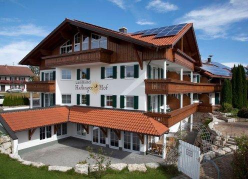 Landhotel Haflingerhof in Roßhaupten im schönen Ostallgäu