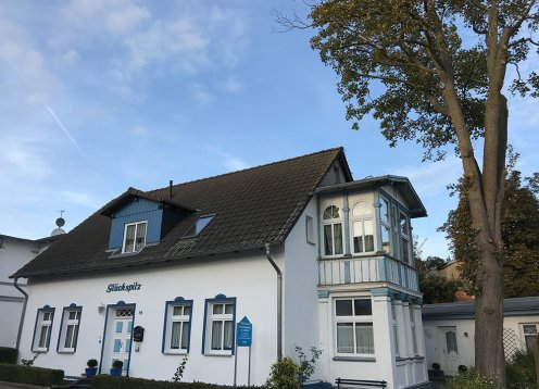 Ferienwohnung im Haus Glückspilz auf der Sonneninsel Usedom