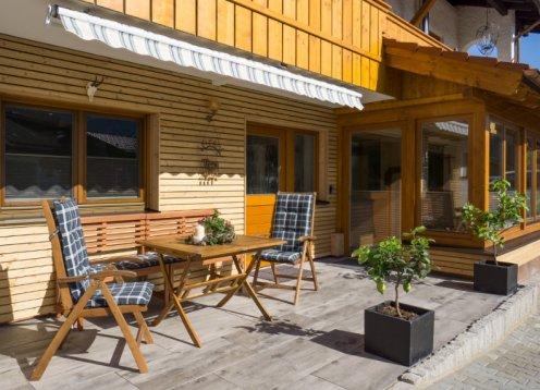 Loisachgold - barrierefreier Luxus in den Bergen Ferienwohnung