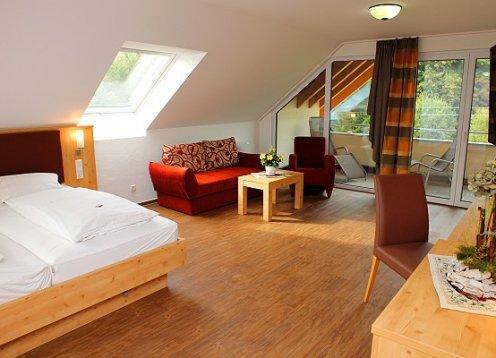 Adler- Pelzmühle - Suite  Adlerhorst im Schwarzwald