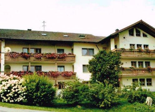 Ferienwohnung rollstuhlgerecht in Oberneumais im Bayerischen Wald