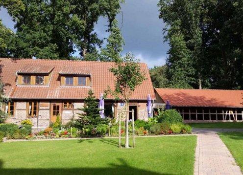 Idyllischer Ferienhof in der Lüneburger Heide nahe Waldrode Nordkampen