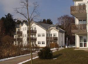 Appartement im Seepark Bansin auf der Insel Usedom an der Ostsee