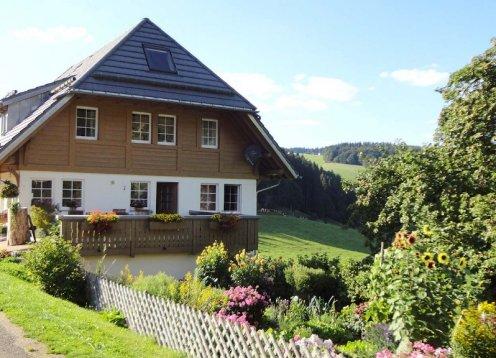 Mooshof Ferienwohnungen in St. Märgen im Schwarzwald barrierefrei