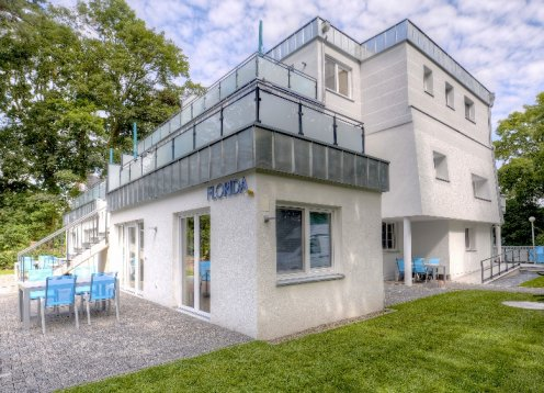 """Villa Florida Wohnung """"Montag"""" Ostseebad Boltenhagen"""