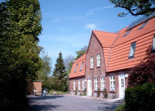 OSTSEEferien am BARFUSSpark Region Schlei Ostsee in Schwackendorf