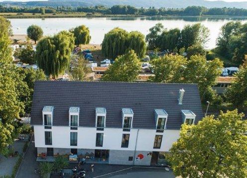 Radhotel am Gleis in Markelfingen am Bodensee rollstuhlgerecht
