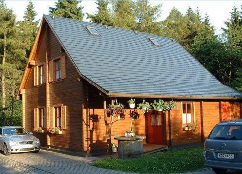 Ferienwohnungen im Haus Waldeck barrierefrei im Erzgebirge