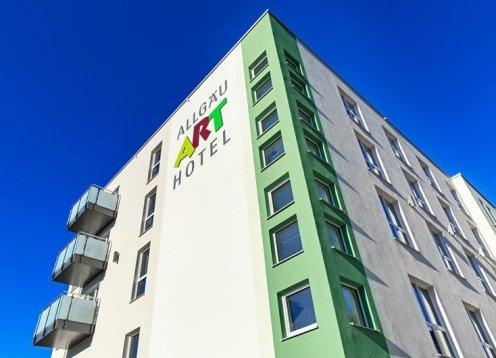 Allgäu ART Hotel in Kempten im wunderschönen Allgäu