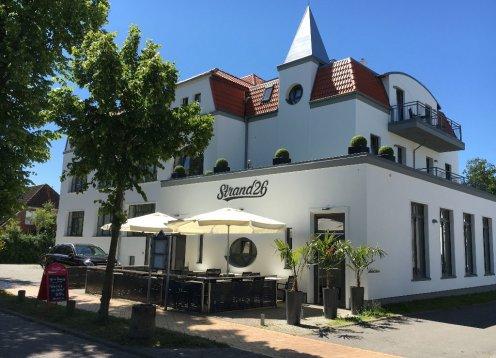 Strand 26 Hotel und Restaurant - barrierefreier Urlaub an der Ostsee