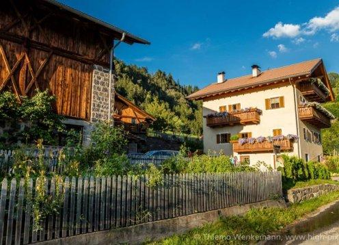 Petrunder-Hof in Villnöss Südtirol Barrierefreier Bauernhofurlaub