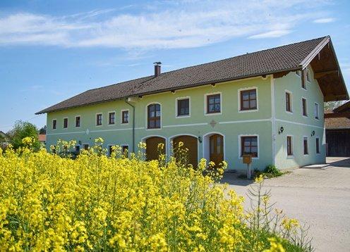 Barrierefreie Ferienwohnungen auf dem Bauernhof in Altötting