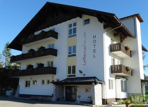 Hotel Lebensfreude in Bad Mitterndorf barrierefreies Zimmer