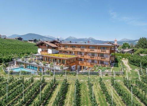 Hotel Jonathan in Natz bei Brixen in Südtirol barrierefrei