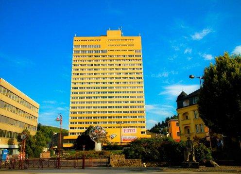 Opal Hotel in Idar-Oberstein am Rande des Hunsrück