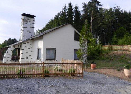 Eifelcottage Eichhörnchen Ferienhaus in Ulmen Eifel barrierefrei