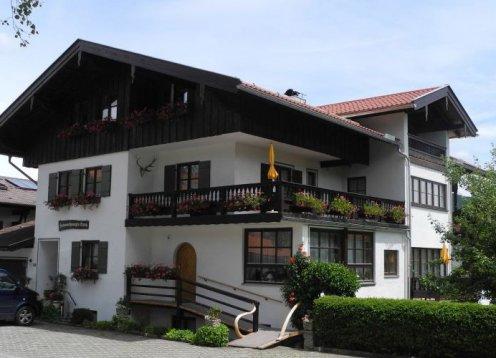 Ferienwohnung in Bad Wiessee im Tegernseer Land barrierearm in Bayern