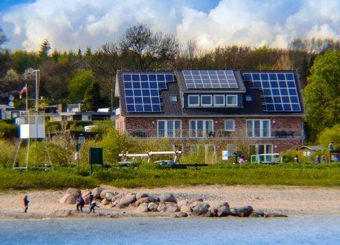 Pension & Reiterhof Seeberg an der Ostsee In Waabs Seeberg