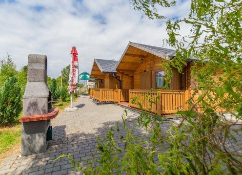 Ferienhaus Onyx in Mielno Ostseeküste in Polen barrierefrei