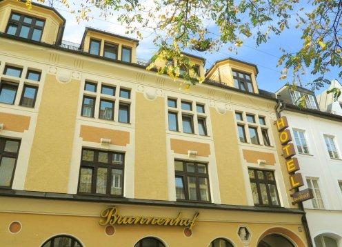Hotel Brunnenhof in München Barrierefrei und zentral gelegen