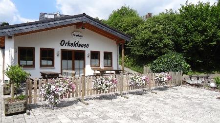 Ferienhaus Orkeklause im  Sauerland Winterberg Elkeringhausen