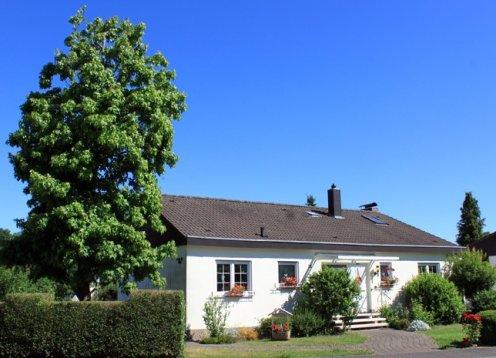 Haus Marianne in St. Wendel im Saarland -FeWo 1 ist behindertengerecht